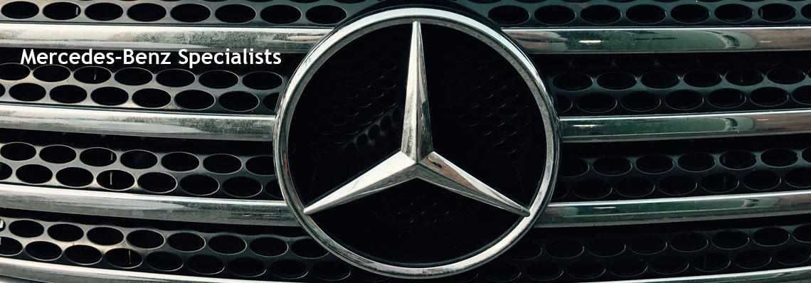 Mercedes Benz Specialists Cheltenham, Gloucestershire